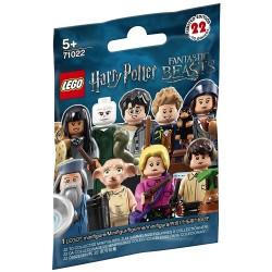 SASZETKA LEGO HARRY POTTER 71022 MINIFIGURES