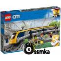 LEGO CITY 60197 POCIĄG PASAŻERSKI