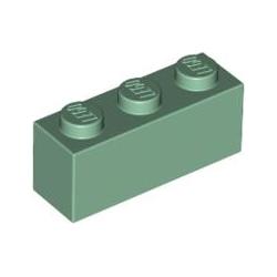 KLOCEK LEGO BRICK 1X3 SAND GREEN - 3622