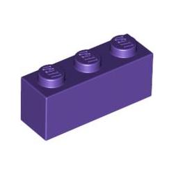 KLOCEK LEGO BRICK 1X3 DARK PURPLE - 3622