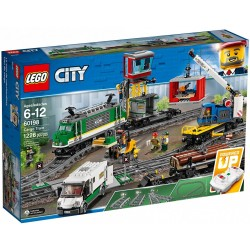 LEGO CITY 60198 POCIĄG TOWAROWY