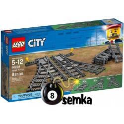 LEGO CITY 60238 TORY ZWROTNICE