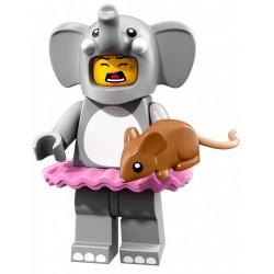 LEGO 71021 MINIFIGURES 18 SŁOŃ