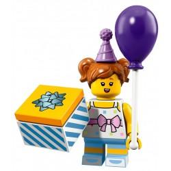 LEGO 71021 MINIFIGURES 18 DZIEWCZYNKA SOLENIZANTKA