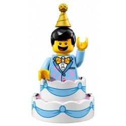LEGO 71021 MINIFIGURES 18 TORT NIESPODZIANKA