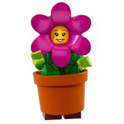 LEGO 71021 MINIFIGURES 18 DZIEWCZYNA KWIATEK