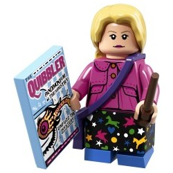 LEGO 71022 MINIFIGURES LUNA LOVEGOOD
