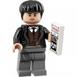 LEGO 71022 MINIFIGURES CREDENCE BAREBONE