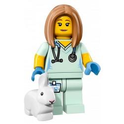 LEGO 71018 MINIFIGURES 17 PANI WETERYNARZ