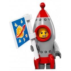 LEGO 71018 MINIFIGURES 17 RAKIETOWY CHŁOPIEC