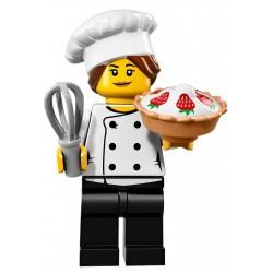 LEGO 71018 MINIFIGURES 17 SZEFOWA KUCHNI