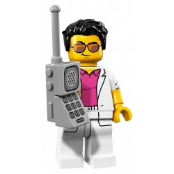 LEGO 71018 MINIFIGURES 17 YUPPIE