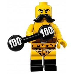 LEGO 71018 MINIFIGURES 17 SIŁACZ Z CYRKU