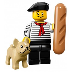 LEGO 71018 MINIFIGURES 17 PARYSKI KONESER