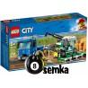 LEGO CITY 60223 TRANSPORT KOMBAJNU