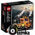 LEGO TECHNIC 42088 CIĘŻARÓWKA Z WYSIĘGNIKIEM 2w1