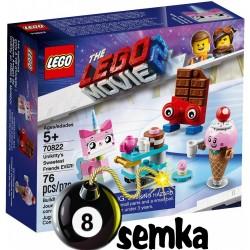 LEGO THE MOVIE 70822 NAJLEPSI PRZYJACIELE KICI ROŻEK