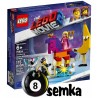 LEGO THE MOVIE 70824 KRÓLOWA WISIMI IPOWIEWA