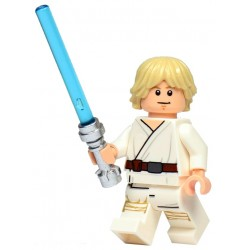 LEGO Star Wars LUKE SKYWALKER + MIECZ