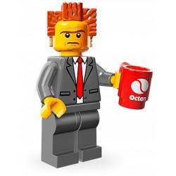 LEGO MINIFIGURES 71004 MOVIE PREZES BIZNES