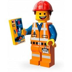 LEGO MINIFIGURES 71004 MOVIE EMMET