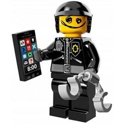 LEGO MINIFIGURES 71004 MOVIE ZŁY GLINA POLICJANT