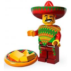 LEGO MINIFIGURES 71004 TACO MAN