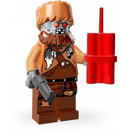 LEGO MINIFIGURES 71004 WITUŚ BEZPIECZNIK
