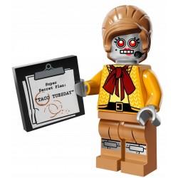 LEGO MINIFIGURES 71004 MOVIE VELMA ZSZYWKOBOT
