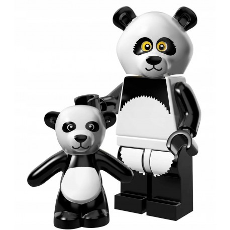 LEGO MINIFIGURES 71004 MOVIE PANDA GUY