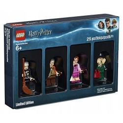 FIGURKA HARRY POTTER 5005254 MINIFIGURES BRICKTOBER