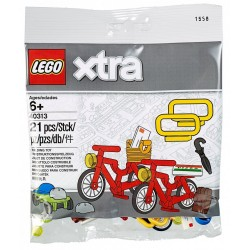 LEGO XTRA 40313 ROWERY
