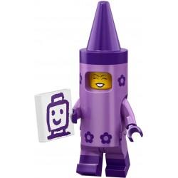 LEGO MINIFIGURES 71023 MOVIE 2 KREDKA