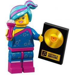LEGO MINIFIGURES 71023 MOVIE 2 LUCY ZE WSPOMNIEŃ