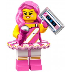 LEGO MINIFIGURES 71023 MOVIE 2 CUKIERKOWA RAPERKA