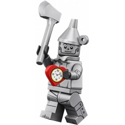 LEGO MINIFIGURES 71023 MOVIE 2 BLASZANY DRWAL