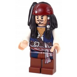 LEGO Figurka JACK SPARROW