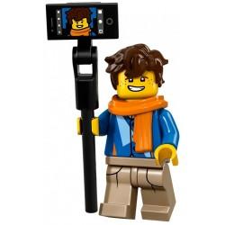 LEGO 71019 NINJAGO MOVIE MINIFIGURES JAY SELFIE