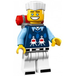 LEGO 71019 NINJAGO MOVIE MINIFIGURES ZANE