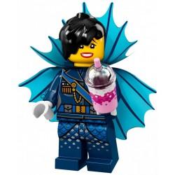 LEGO 71019 NINJAGO MOVIE MINIFIGURES GENERAŁ ARMII REKIN