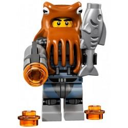 LEGO 71019 NINJAGO MOVIE MINIFIGURES OŚMIORNICA ARMII