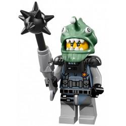 LEGO 71019 NINJAGO MOVIE MINIFIGURES  ŻABNICA ARMII