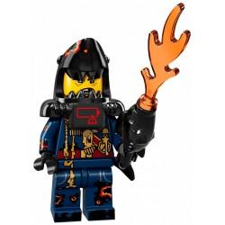 LEGO 71019 NINJAGO MOVIE MINIFIGURES ŻARŁACZ ARMII