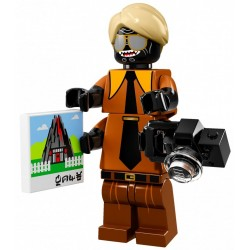 LEGO 71019 NINJAGO MOVIE MINIFIGURES GARMADON WSPOMNIEŃ