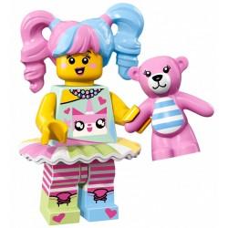 LEGO 71019 NINJAGO MOVIE MINIFIGURES DZIEWCZYNA N-POP