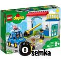 LEGO DUPLO 10903 KOMISARIAT POLICJI