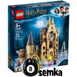 ZESTAW LEGO HARRY POTTER 75948 WIEŻA ZEGAROWA NA HOGWARCIE