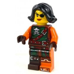 Figurka LEGO NINJAGO CYREN