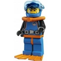 LEGO 1 SERIA Minifigures 8683 NUREK