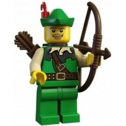 LEGO 1 SERIA Minifigures 8683 ROBIN HOOD